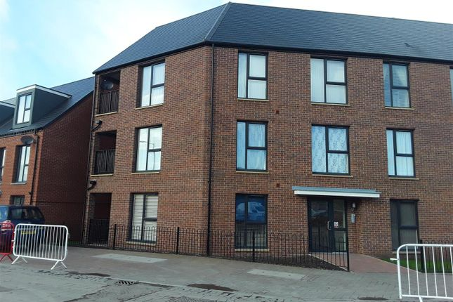 Thumbnail Flat for sale in Ketley Park Road, Ketley, Telford