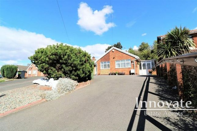 Thumbnail Detached bungalow for sale in Dudley Road, Rowley Regis