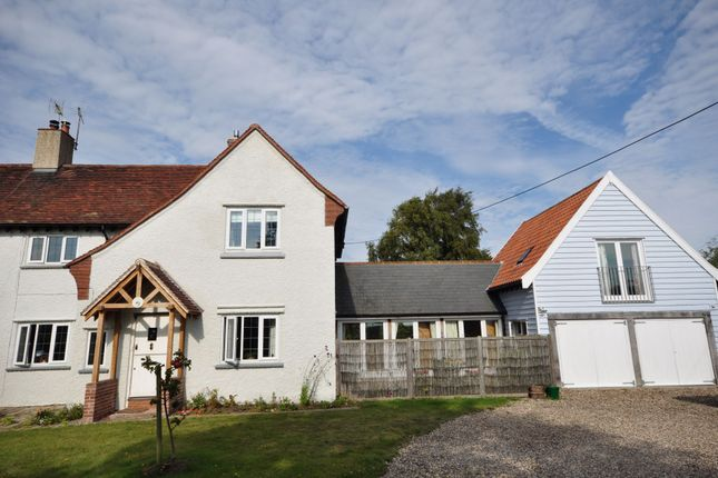 Thumbnail Semi-detached house for sale in Little Clacton Road, Great Holland