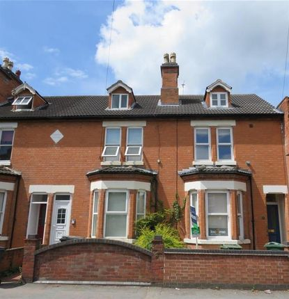 Thumbnail Terraced house for sale in Park Road, Loughborough