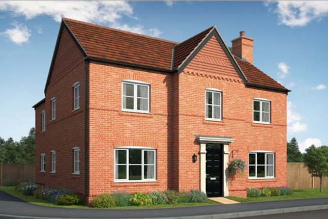 Thumbnail Detached house for sale in The Winster, Trinity Gardens, Ling Road, Loughborough