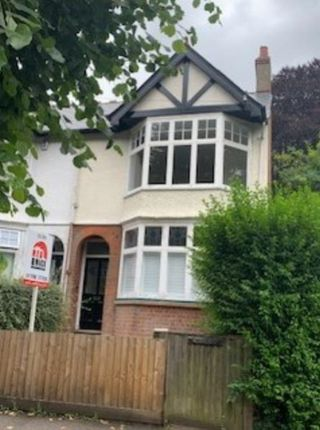 Thumbnail Terraced house to rent in 2 Park Road, Rugby