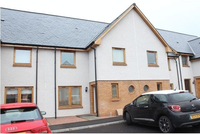 Thumbnail Terraced house to rent in 6 Inshes Mews, Inverness
