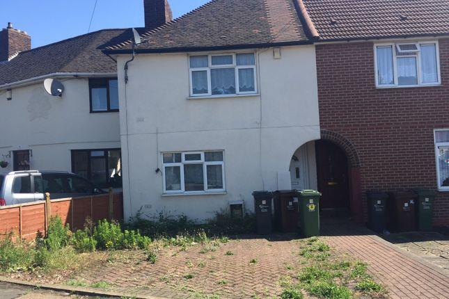 2 bed terraced house for sale in Halbutt Street, Dagenham