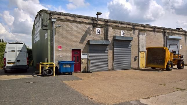Thumbnail Light industrial to let in Swan Vale Industrial Estate, Colchester Road, Witham