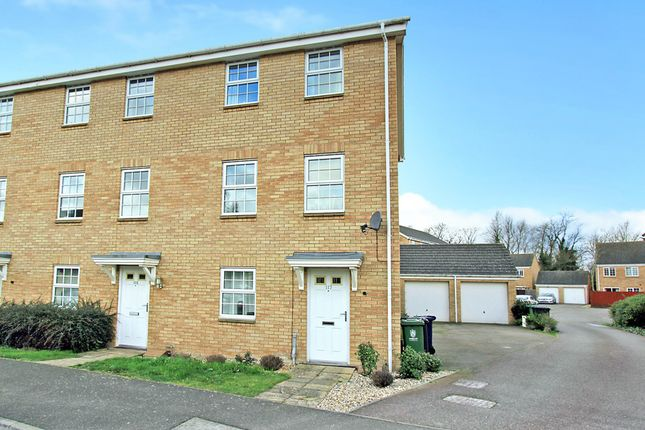 Thumbnail Town house for sale in Covent Garden, Willingham, Cambridge