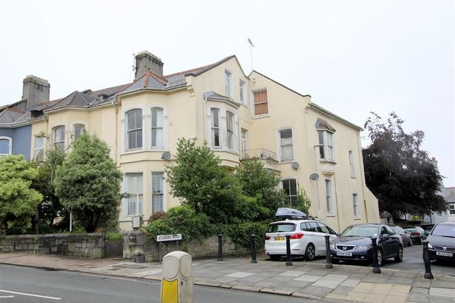 Thumbnail End terrace house for sale in Milehouse Road, Milehouse, Plymouth