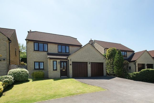 Thumbnail Detached house for sale in The Chestertons, Bathampton, Bath