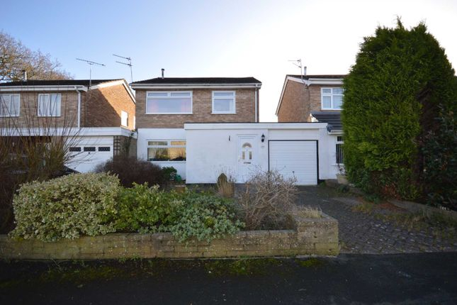 Thumbnail Link-detached house for sale in Barnes Green, Spital, Wirral