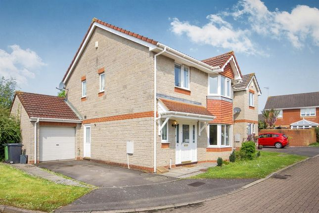Thumbnail Detached house for sale in Baynton Meadow, Emersons Green, Bristol
