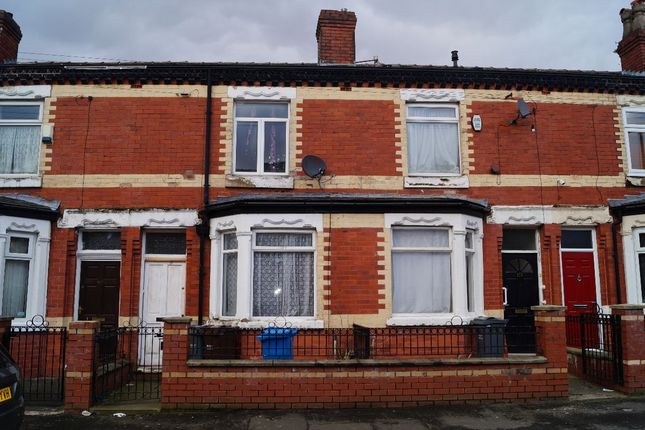 Thumbnail Terraced house for sale in Craig Road, Gorton