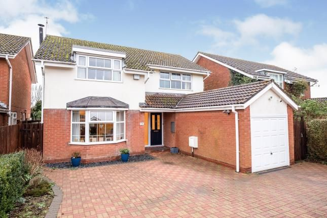 Thumbnail Detached house for sale in Orchard Way, Bubbenhall, Coventry, England