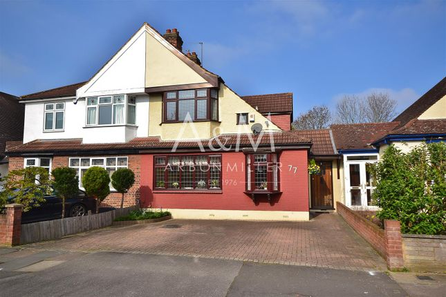 Thumbnail Property for sale in Sunnymede Drive, Ilford