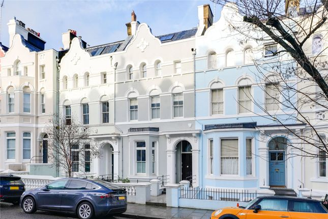 Thumbnail Terraced house to rent in Lansdowne Road, Notting Hill, London