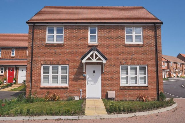 Thumbnail Detached house for sale in Sweetapple Close, Tidworth