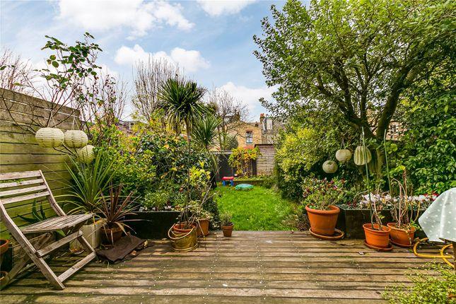 Garden of Rocks Lane, London SW13