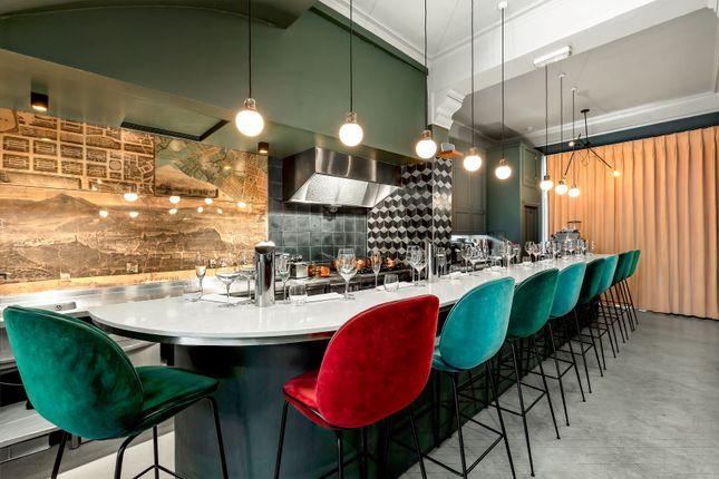 Thumbnail Restaurant/cafe to let in Dundas Street, Edinburgh