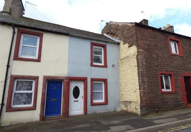 Thumbnail Terraced house for sale in Drovers Lane, Penrith, Cumbria