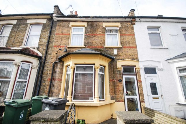 Thumbnail Property for sale in Lindley Road, Leyton