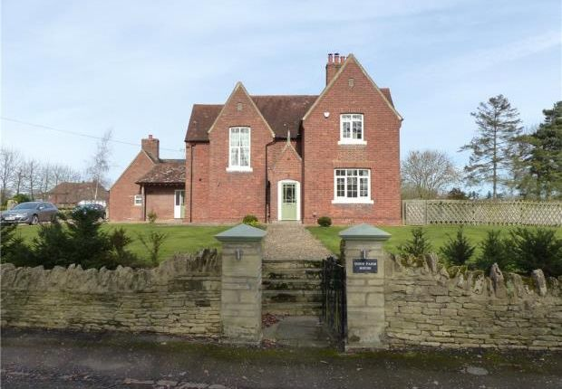 Thumbnail Detached house to rent in Town Farm House, Westfield Road, Oakley