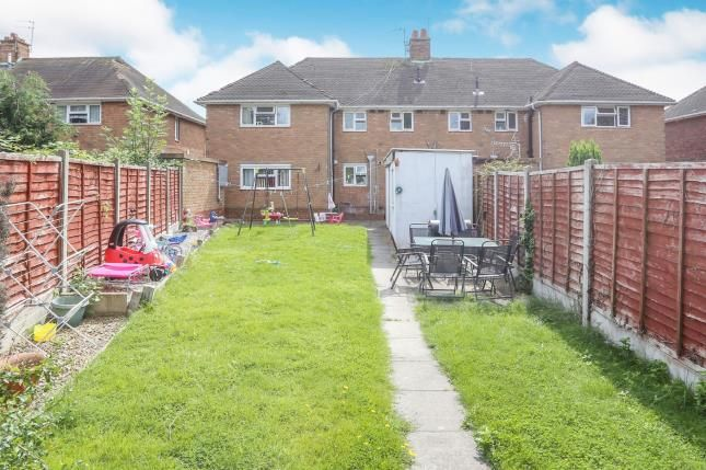 Garden of Stephenson Avenue, Walsall, West Midlands WS2