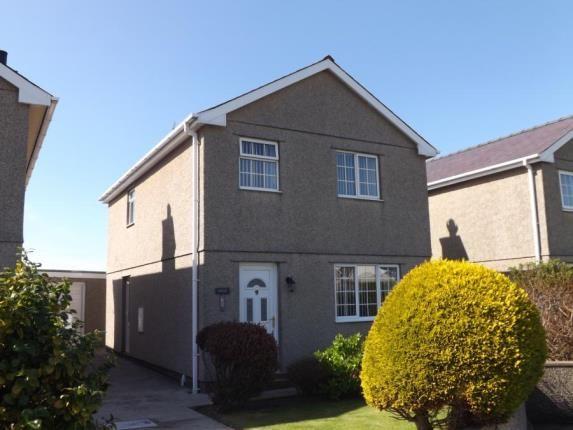 Thumbnail Detached house for sale in Rhodfa'r Garn, Nefyn, Pwllheli, Gwynedd
