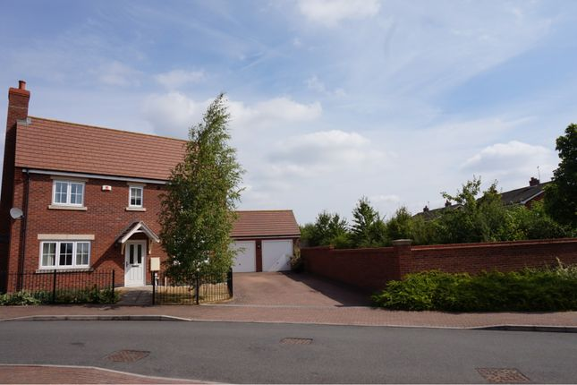 Thumbnail Detached house for sale in Anstige Avenue, Anstey
