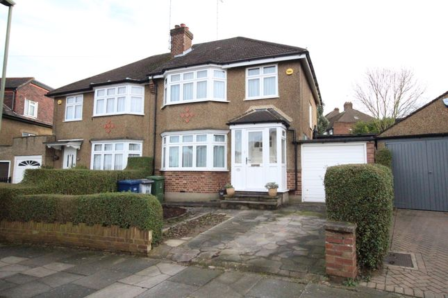 3 bed semi-detached house for sale in Albemarle Road, East Barnet