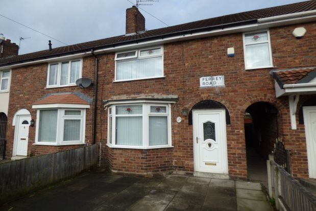 Thumbnail Property to rent in Ferrey Road, Fazakerley, Liverpool