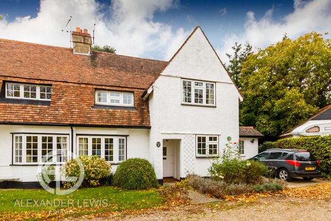 Thumbnail Semi-detached house for sale in Eastholm Green, Letchworth Garden City