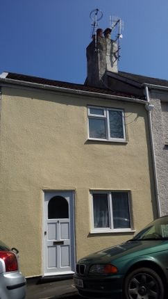 Thumbnail Terraced house to rent in Goldsmith Street, Exeter