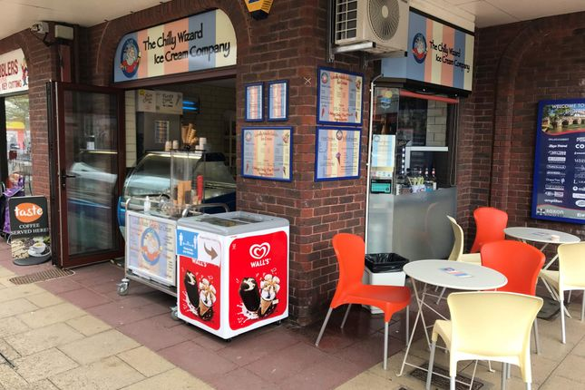 Commercial property for sale in Ice Cream Kiosk, Christchurch