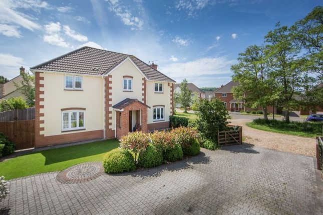 Thumbnail Detached house for sale in Head Croft, Flax Bourton, Bristol