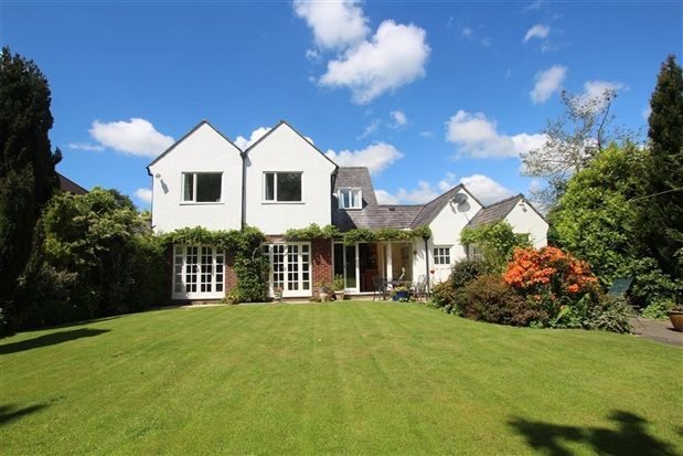 Thumbnail Property for sale in Highrigg Drive, Preston