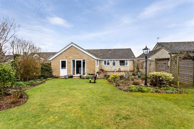 Thumbnail Bungalow for sale in Ricardo Road, Minchinhampton, Stroud