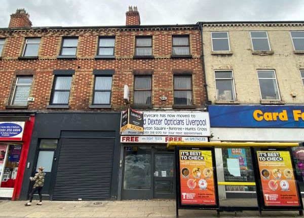 Thumbnail Commercial property for sale in 33 County Road, Walton, Liverpool