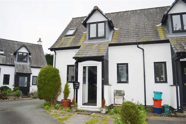 Thumbnail Semi-detached house to rent in 18, Verlon Close, Montgomery, Powys