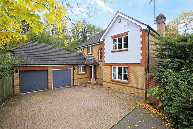 Thumbnail Detached house for sale in Little Brook Road, Roydon, Harlow