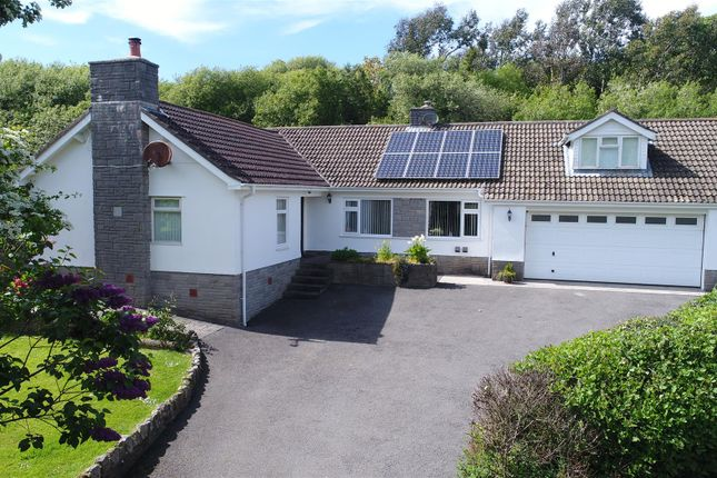 Thumbnail Detached bungalow for sale in Pitton, Rhossili, Swansea