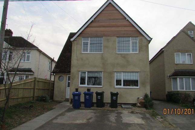 Thumbnail Flat to rent in Woodstock Road, Yarnton, Kidlington