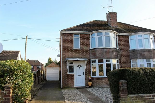 3 bed semi-detached house for sale in Bryans Close Road, Calne