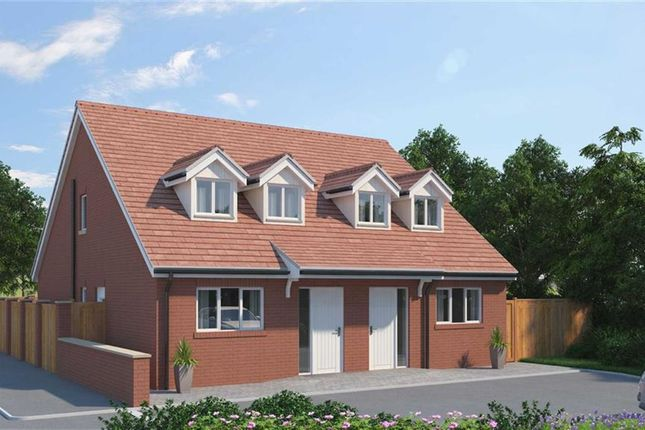 Thumbnail Semi-detached house for sale in Bank View, Bagillt Road, Holywell, Flintshire