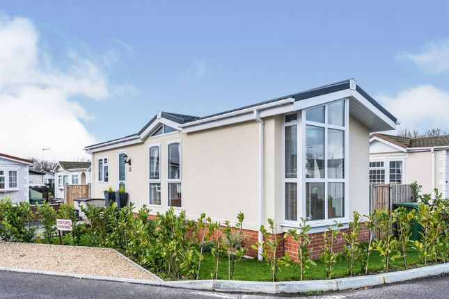 1 bed mobile/park home for sale in Kiln Close, Sandford-On-Thames, Oxford OX4