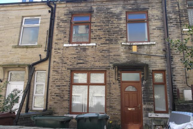 Thumbnail Terraced house to rent in Nelson Street, Bradford