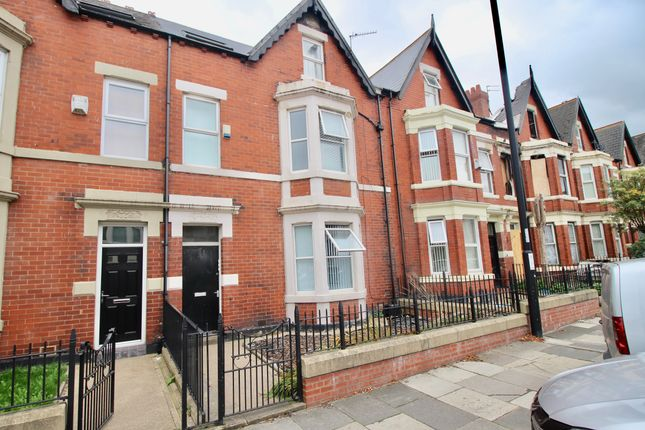 Thumbnail Terraced house for sale in Wingrove Road, Newcastle Upon Tyne