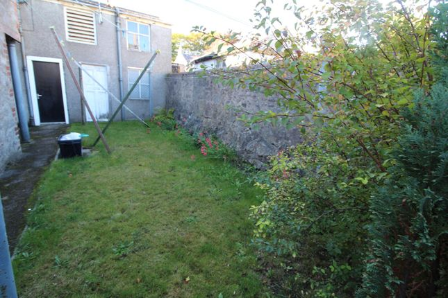 Rear Garden of Hilton Street, Aberdeen AB24