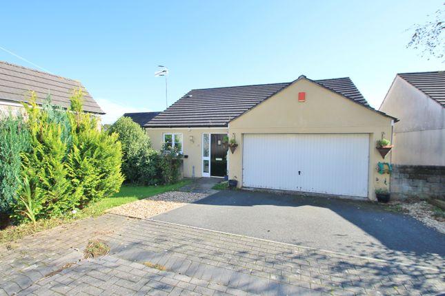 Thumbnail Detached house for sale in Oak Apple Close, Pillmere, Saltash