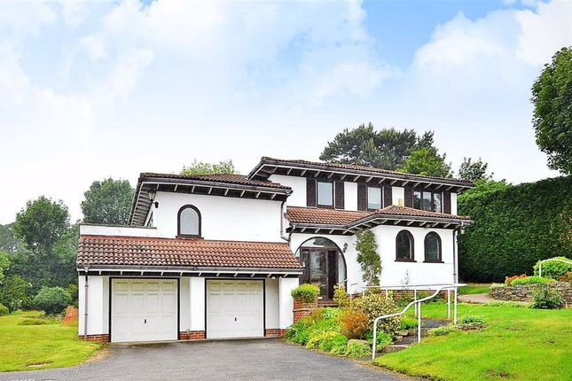 Thumbnail Detached house for sale in Stumperlowe Hall Chase, Sheffield, Yorkshire