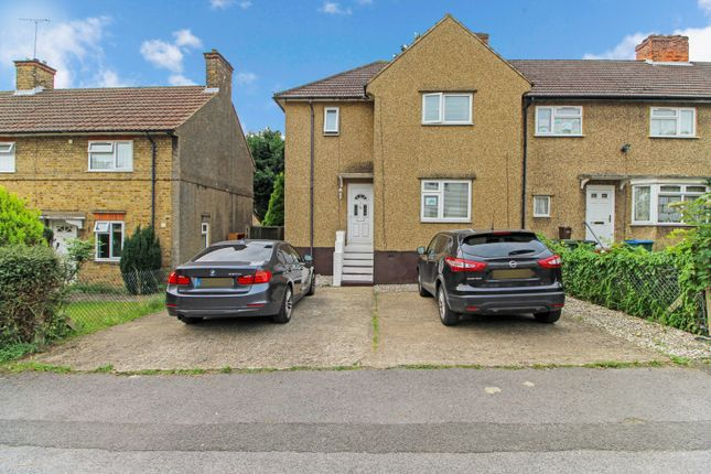Thumbnail End terrace house for sale in Fuller Road, Watford
