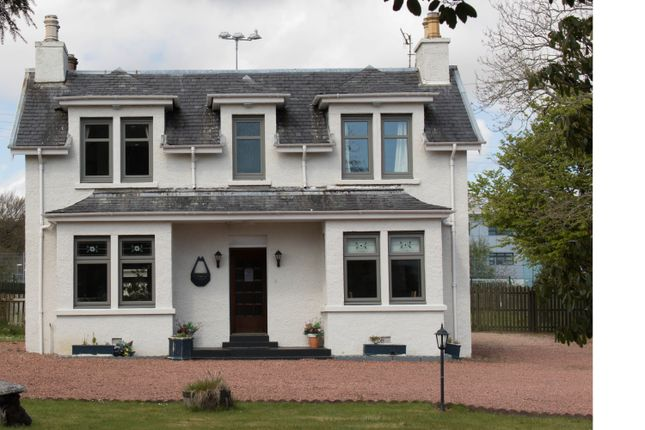 Thumbnail Detached house for sale in Viewfield Road, Portree